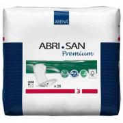 Abena Abri-San 3 / Абена Абри-Сан 3 - урологические анатомические прокладки, 28 шт.