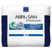 Abena Abri-San 10 / Абена Абри-Сан 10 - урологические анатомические прокладки, 21 шт.