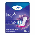 Tena Lady Maxi Night / Тена Леди Макси Найт - урологические прокладки для женщин, 12 шт.