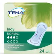 Tena Lady Normal / Тена Леди Нормал - урологические прокладки для женщин, 24 шт.