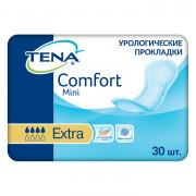 Tena Comfort Mini Extra / Тена Комфорт Мини Экстра - урологические прокладки для женщин, 30 шт.