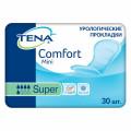 Tena Comfort Mini Super / Тена Комфорт Мини Супер - урологические прокладки для женщин, 30 шт.