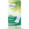 Tena Lady Normal / Тена Леди Нормал - урологические прокладки для женщин, 12 шт.