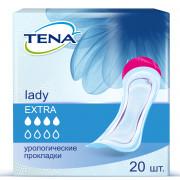 Tena Lady Extra / Тена Леди Экстра - урологические прокладки для женщин, 20 шт.