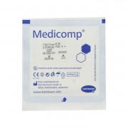 Medicomp / Медикомп - стерильная нетканая салфетка, 7,5х7,5 см, 2 шт.