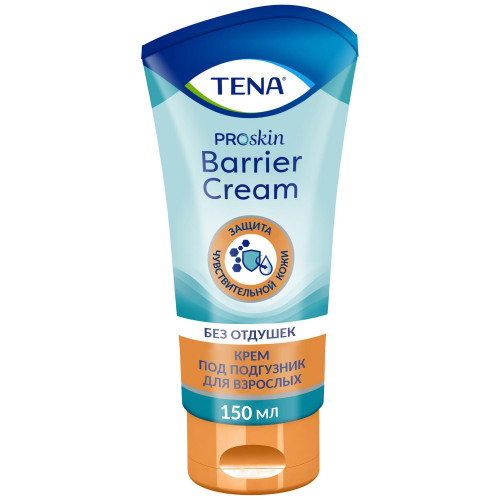 Tena / Тена - крем Барьер, 150 мл