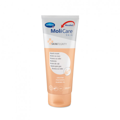 Menalind Professional / Меналинд Профешнл / MoliCare Skin - крем для рук, 200 мл