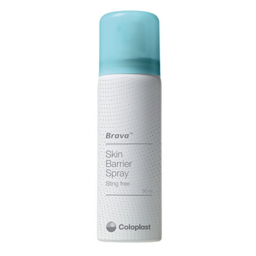 Coloplast Brava / Колопласт Брава - защитная пленка, спрей, 50 мл