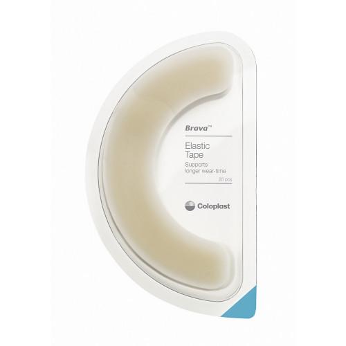 Coloplast Brava / Колопласт Брава - пластина-полукольцо для фиксации калоприемников