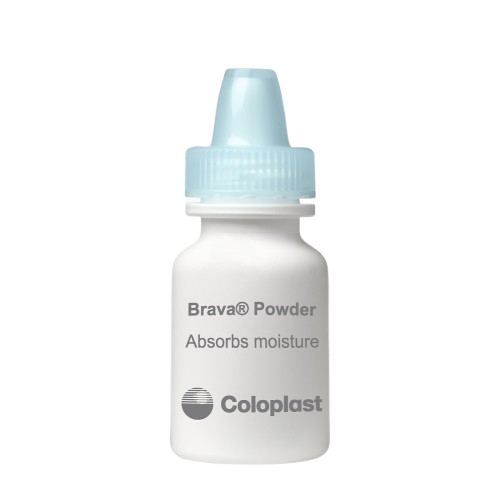 Coloplast Brava / Колопласт Брава - абсорбирующая пудра, 25 г