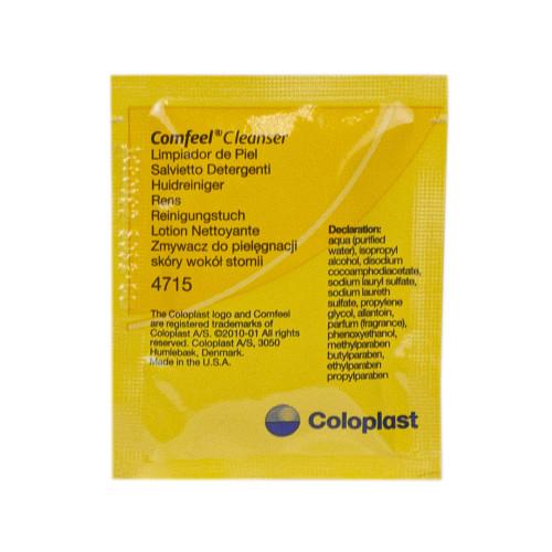 Comfeel / Комфил - очиститель для кожи, салфетка, 1 шт.
