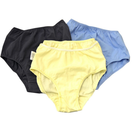 Трио - трусы для стомированных, женские, 3 шт., размер 48