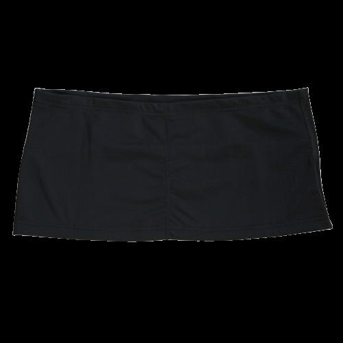 Универсальный пояс для стомированных, черный, размер 10