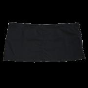 Универсальный пояс для стомированных, черный, размер 9