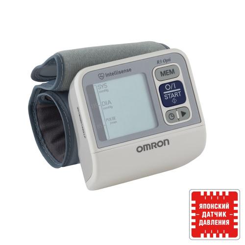 Omron RS3 / Омрон РС3 - автоматический тонометр на запястье
