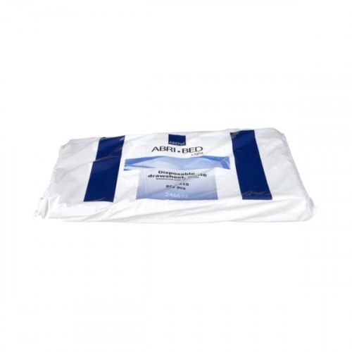 [недоступно] Abena Abri-Bed Light 210 / Абена Абри-Бед Лайт 210 - защитные простыни, 80x210 см, 25 шт.