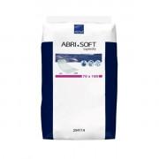 Abena Abri-Soft Superdry / Абена Абри-Софт Супердрай - одноразовые впитывающие пеленки, 70x180 см, 30 шт.