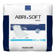 Abena Abri-Soft Basic / Абена Абри-Софт Бейсик - впитывающие пеленки, 90x60 см, 30 шт.