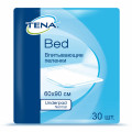 Tena Bed Normal / Тена Бед Нормал - впитывающие простыни, 90x60 см, 30 шт.