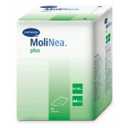 MoliNea Plus / МолиНеа Плюс - одноразовые впитывающие пеленки, 90х180 см, 110 г/м2, 20 шт.