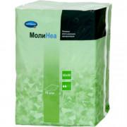 [недоступно] MoliNea / МолиНеа - одноразовые впитывающие пеленки, 90х60 см, 130 г/м2, 10 шт.