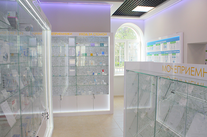 магазин медтехники на Динамо