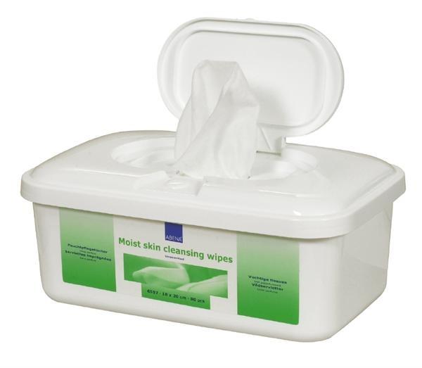 влажные салфетки для ухода за больными
